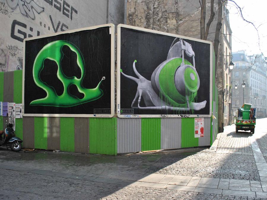 ox ludo paris unurth street art. Black Bedroom Furniture Sets. Home Design Ideas