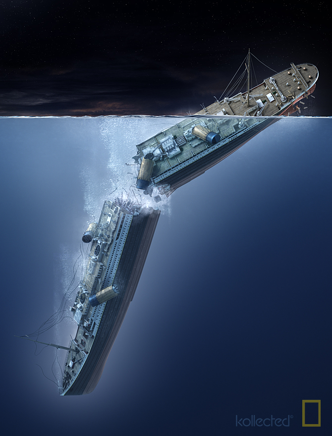 How to Escape a Sinking Ship