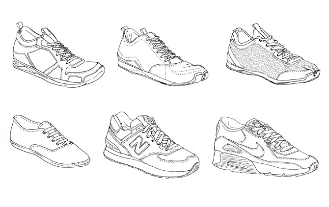 shoes drawing tumblr. shoes drawing tumblr a