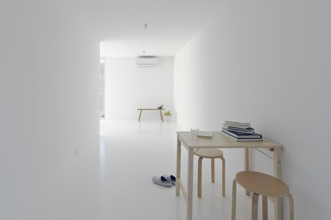 DA17 D Apartment by SPACESPACE in thisispaper.com