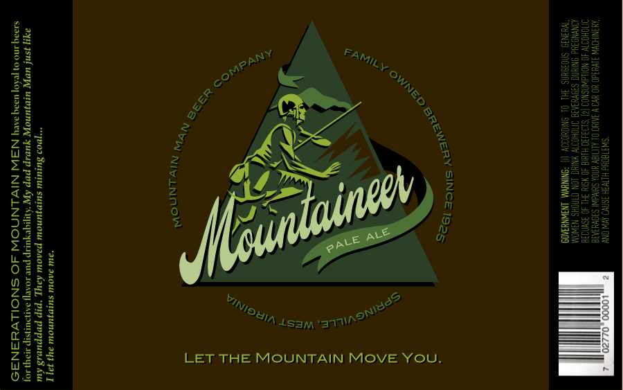 mountain man beer essay What has made mmbc successful and distinguishes it from competitors mountain man brewing company has managed to keep its competitive edge in an increasingly competitive beer market the reasons that helped them become su.