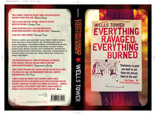 an analysis of the short story everything ravaged everything burned Wells tower everything ravaged, everything burned just as we were all getting back into the mainland domestic groove, somebody started in with.