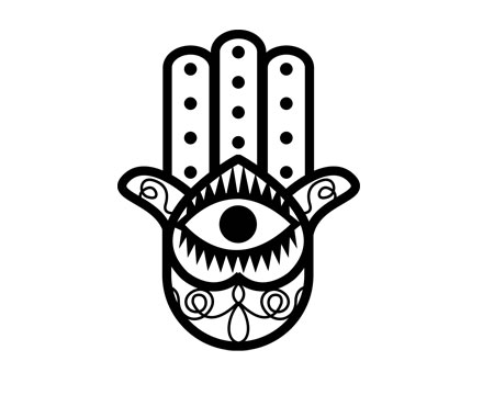 The Hand Has Been A Good Luck Symbol In A Number Of Cultures All